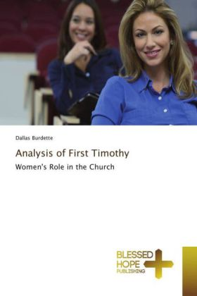 Analysis of First Timothy | Dodax.ch