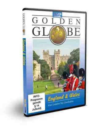 England & Wales, 1 DVD | Dodax.at