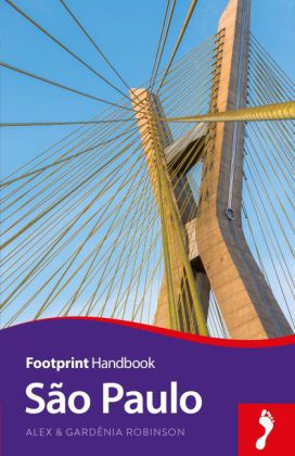 Footprint Handbook Sao Paulo | Dodax.at
