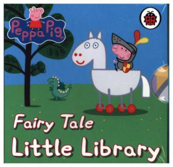 Peppa Pig - Fairy Tale Little Library | Dodax.at
