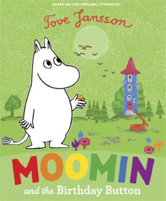 Moomin and the Birthday Button | Dodax.co.uk