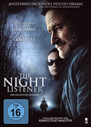 The Night Listener, 1 DVD | Dodax.es