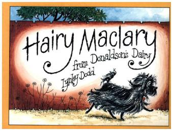 Hairy Maclary from Donaldson's Dairy | Dodax.ch