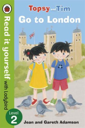 Topsy and Tim - Go to London | Dodax.ch