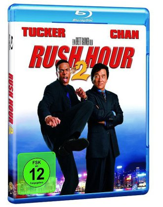 Rush Hour 2, 1 Blu-ray | Dodax.com