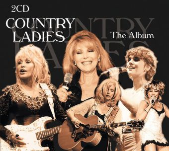THE ALBUM - COUNTRY LADIES | Dodax.fr