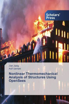 Nonlinear Thermomechanical Analysis of Structures Using OpenSees | Dodax.ch