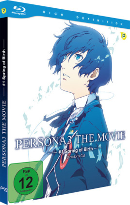 Persona 3 - The Movie 01 - Spring of Birth, 1 Blu-ray (Directors Cut) | Dodax.de