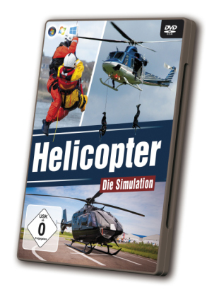 Helikopter, Die Simulation, 1 DVD-ROM | Dodax.co.jp
