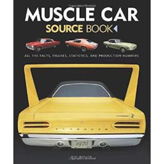 Muscle Car Source Book | Dodax.ch