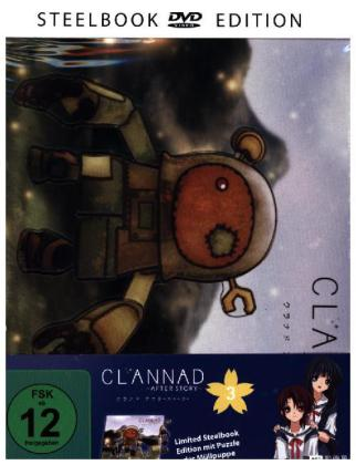 Clannad - After Story, 1 DVD (Limited Edition). Vol.3 | Dodax.at