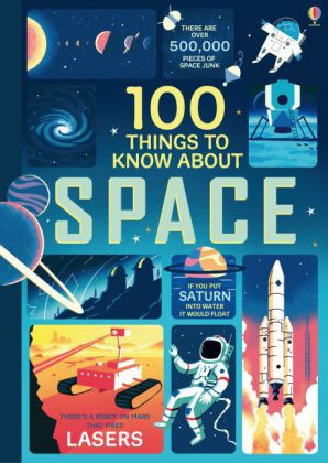 100 things to know about Space | Dodax.ch