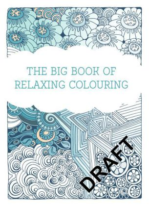 The Big Book of Relaxing Colouring | Dodax.ch