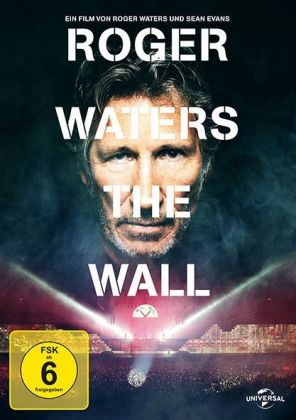 Roger Waters The Wall, 1 DVD | Dodax.ch