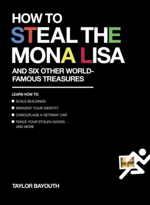 How to Steal the Mona Lisa   Dodax.ch