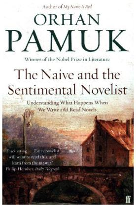 The Naive and the Sentimental Novelist | Dodax.co.uk
