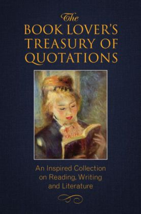 The Book Lover's Treasury of Quotations | Dodax.de