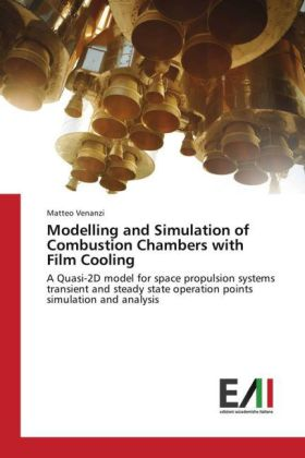 Modelling and Simulation of Combustion Chambers with Film Cooling | Dodax.at