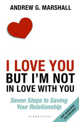 I Love You but I'm Not in Love with You | Dodax.ch