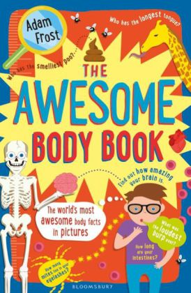 The Awesome Body Book | Dodax.ch