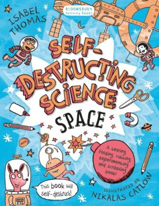 Self-Destructing Science: Space | Dodax.at