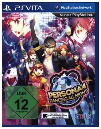 Persona 4: Dancing All Night German Edition - PSV | Dodax.at