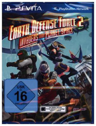 Earth Defense Force 2: Invaders from Planet Space German Edition - PSV | Dodax.at