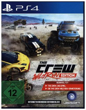 The Crew (Wild Run Edition) - PS4 | Dodax.at