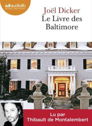 Le livre des Baltimore, 2 MP3-CDs | Dodax.at