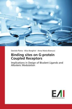 Binding sites on G-protein Coupled Receptors | Dodax.ch