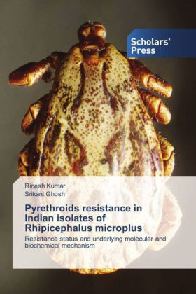 Pyrethroids resistance in Indian isolates of Rhipicephalus microplus | Dodax.pl