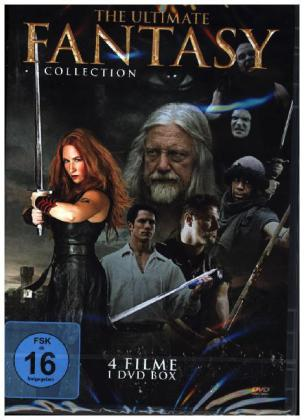 The ultimate Fantasy Collection, 1 DVD | Dodax.nl