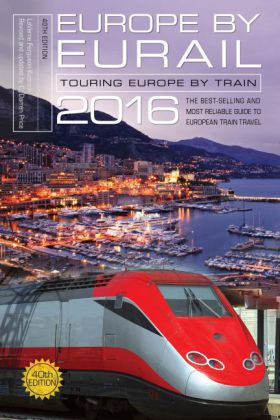 Europe by Eurail 2016: Touring Europe by Train   Dodax.ch