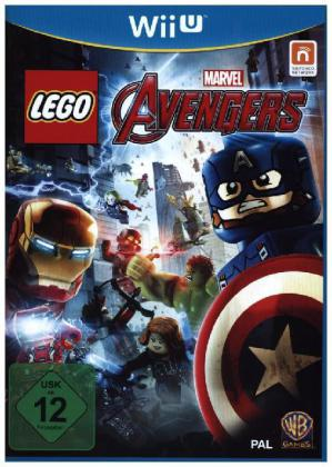 LEGO® Marvel Avengers German Edition - Wii U | Dodax.nl