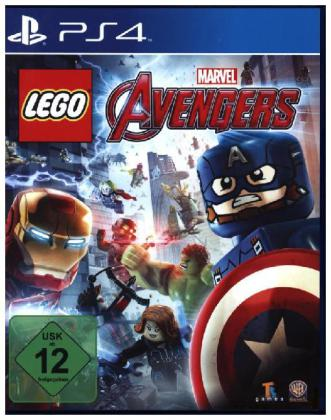 LEGO Marvel Avengers - PS4 | Dodax.at