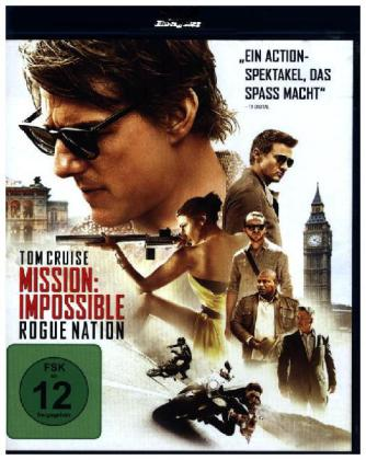 Mission: Impossible 5 - Rogue Nation, 1 Blu-ray | Dodax.at