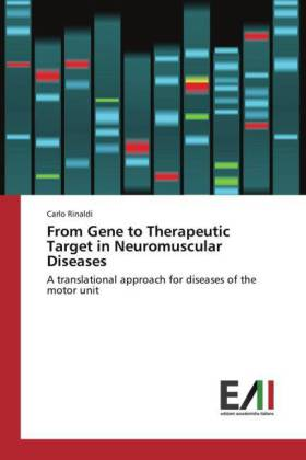 From Gene to Therapeutic Target in Neuromuscular Diseases | Dodax.ch