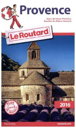 Guide du Routard Provence 2016 | Dodax.ch