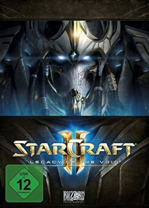 Starcraft II - Legacy of the Void, DVD-ROM | Dodax.at