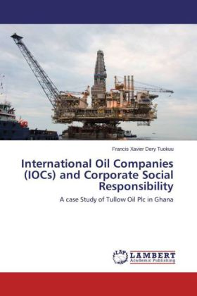 International Oil Companies (IOCs) and Corporate Social Responsibility   Dodax.at