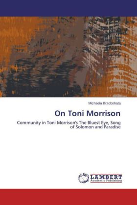 On Toni Morrison | Dodax.fr