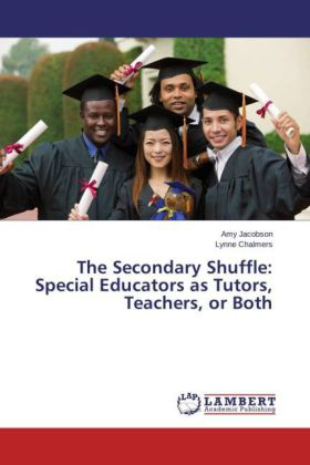 The Secondary Shuffle: Special Educators as Tutors, Teachers, or Both | Dodax.de