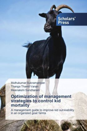 Optimization of management strategies to control kid mortality | Dodax.pl