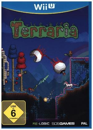 Terraria German Edition - Wii U | Dodax.ch