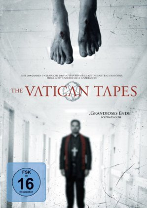 The Vatican Tapes, 1 DVD | Dodax.nl