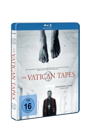 The Vatican Tapes, 1 Blu-ray | Dodax.nl