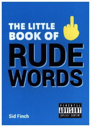 The Little Book of Rude Words | Dodax.at