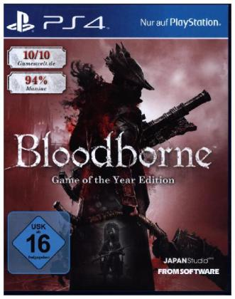 Bloodborne (Game of the Year Edition) - PS4 | Dodax.co.uk