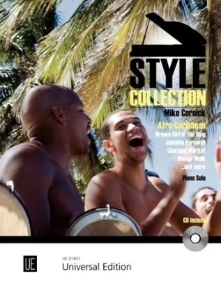 Mike Cornick's Style Collection - Afro-Caribbean, für Klavier | Dodax.ch