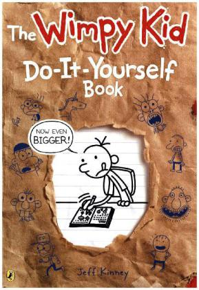 The Wimpy Kid - Do-It-Yourself Book | Dodax.com